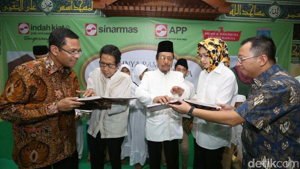 APP dan Pemkot Tangsel Donasi 4.000 Mushaf Al Quran