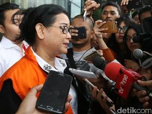 Jaksa KPK: Dokter Sebut Miryam Izin Sakit untuk Alasan Keluar Rutan