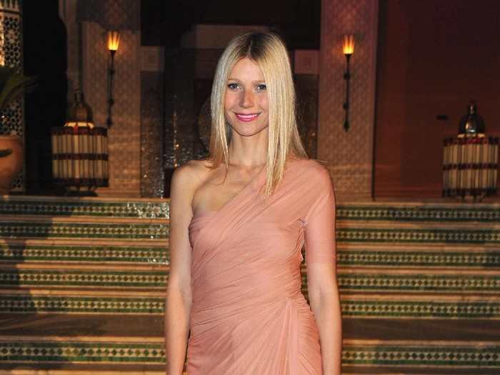MARRAKECH, MOROCCO - NOVEMBER 26:  Actress Gwyneth Paltrow attends the Mamounia hotel inauguration on November 26, 2009 in Marrakech, Morocco.  (Photo by Pascal Le Segretain/Getty Images)