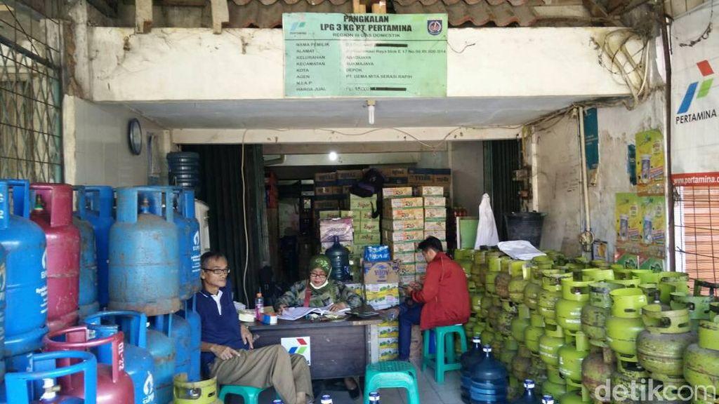 Pertamina: Elpiji 3 Kg Langka Karena Banyak Dibeli Orang Mampu