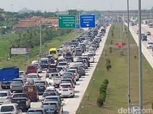 Lalu Lintas Keluar Jakarta Diprediksi Naik, Puncak Arus Mudik 28 Oktober