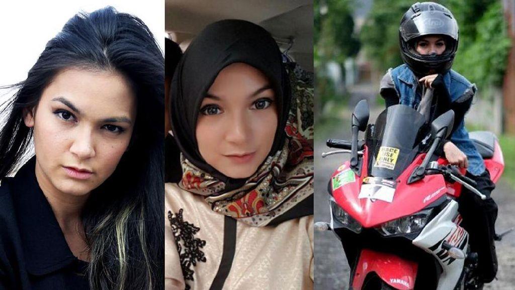Kia Poetri, Aktris & Freestyler Motor Cantik