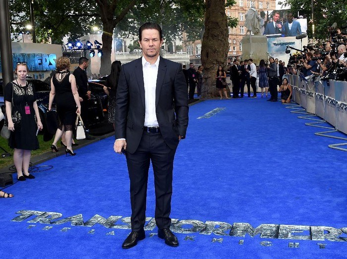 WESTWOOD, CA - AUGUST 09:  Actor Mark Wahlberg attends the Premiere Of STX Films Mile 22 at Westwood Village Theatre on August 9, 2018 in Westwood, California.  (Photo by Leon Bennett/Getty Images)