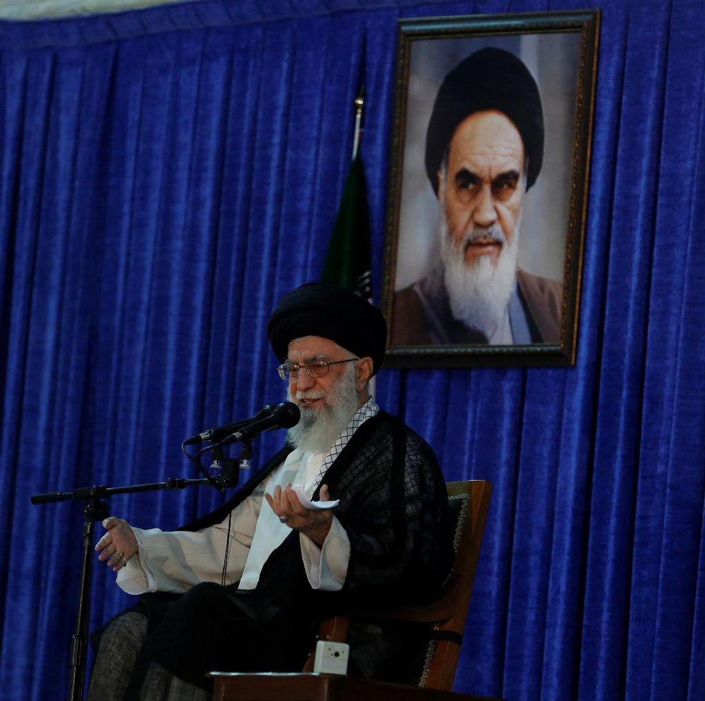 Iran Tak Bisa Berinteraksi dengan AS karena Tidak Tepati Janji