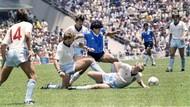Video: Kilas Balik Maradona Acak-acak Inggris di Piala Dunia 1986