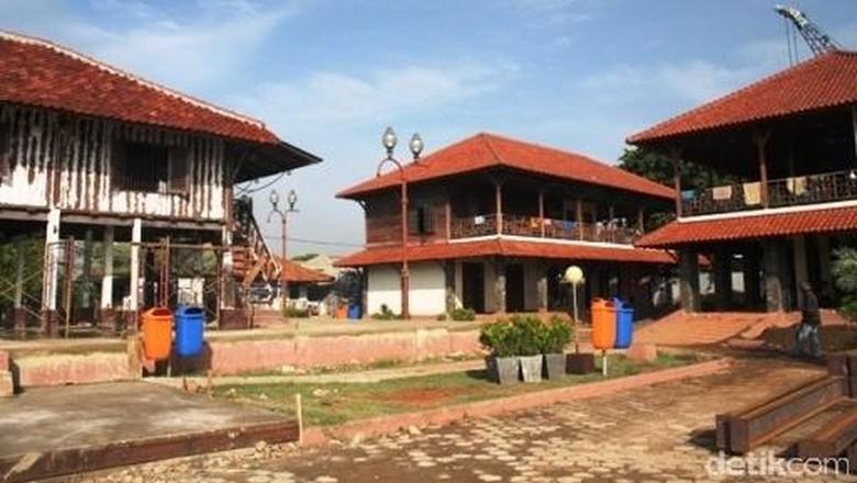 Foto: Rumah Si Pitung di Jakarta (Desi/detikTravel)