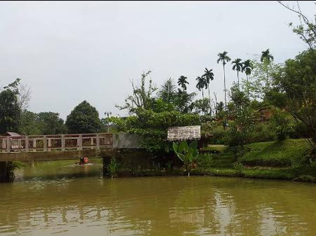 Foto: Wonders Water World di Sumatera Utara(Instagram/Wonderswaterworld)