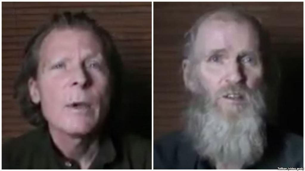 Taliban Bebaskan Profesor AS dan Australia yang Ditawan 3 Tahun