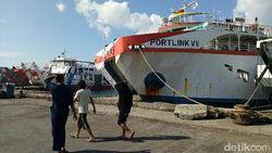 ASDP Tambah 6 Kapal Rute Merak-Bakauheni untuk Mudik dan Arus Balik