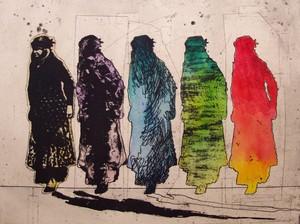 10 Seniman Iran Tampilkan Sisi Lain Islam di New York