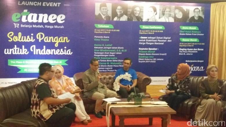 HUT ke-490 DKI, Sandiaga: Jakarta Itu Keren Banget