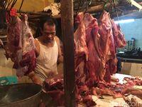 Daging Sapi Rp 140.000/Kg