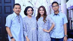 Aurel dan Azriel Beri Kado Mobil BMW untuk Anang-Ashanty