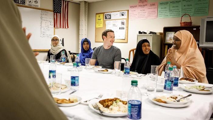 Mark Zuckerberg. dok. Facebook