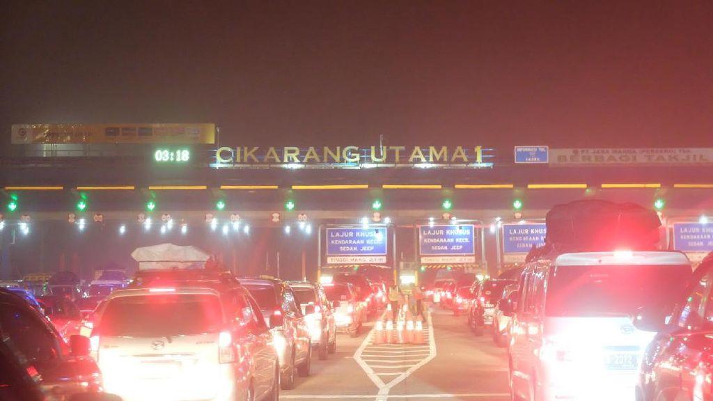 GT Cikarang Utama Dibongkar, Tarif Jarak Jauh Tol Japek Tetap