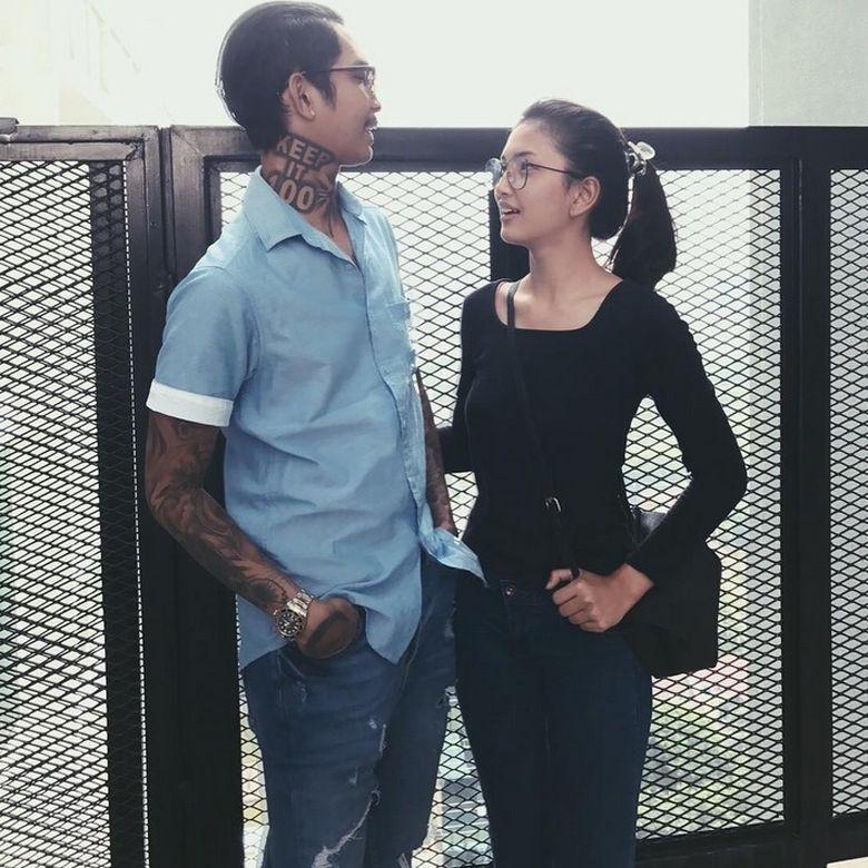 Meydiana Lativah telah menjalin hubungan dengan Young Lex sejak 3 bulan lalu. (Dok. Instagram/meydianaltvh)