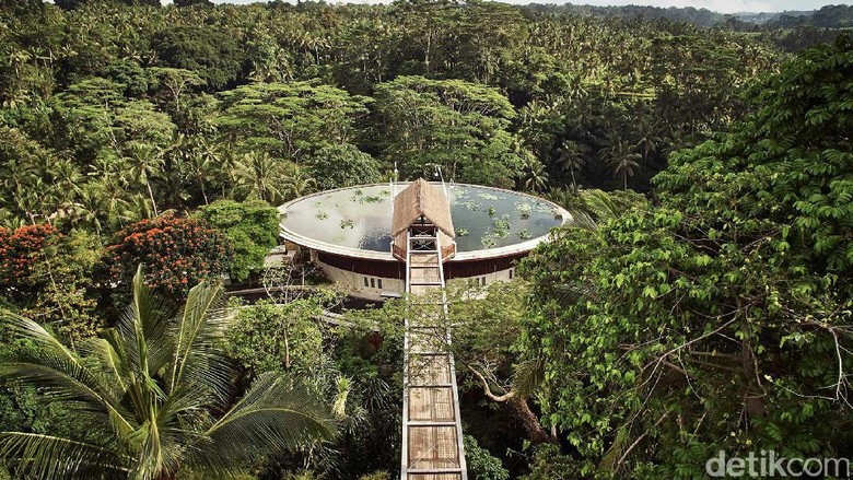Four Seasons Resort Bali at Sayan (dok Four Seasons Resort)