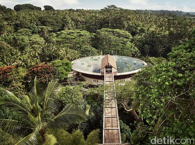 Kim Kardashian Inapi Resort Mewah yang Sama Seperti Obama di Bali