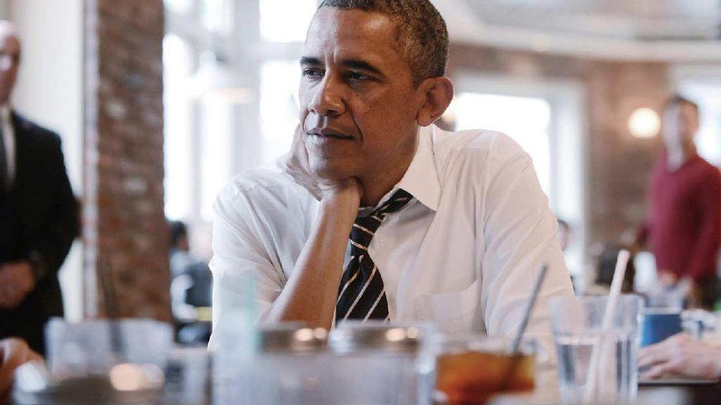 Kesaksian Guru, Obama Hafal Lagu Halo-halo Bandung
