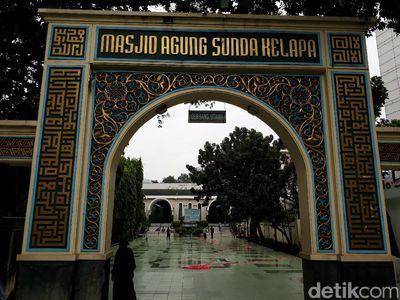 Jelang Ramadan, Masjid Sunda Kelapa Siap Gelar Salat Tarawih