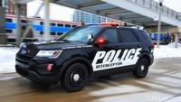 Buruh Pabrik Ford Tolak Bikin Mobil untuk Polisi