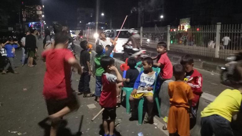 Begini Rekayasa Lalin di Jakarta saat Malam Takbiran