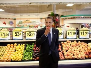 Menu Diet Mantan Presiden AS Barack Obama yang Bisa Anda Tiru