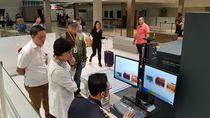 Airport Security Web, Sistem Keamanan Canggih Bandara Soetta