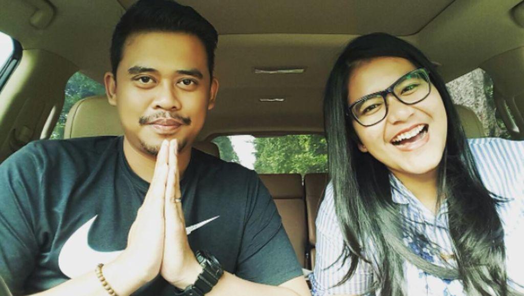 Tampilan Hollywood Look Putri Jokowi Bikin Pangling