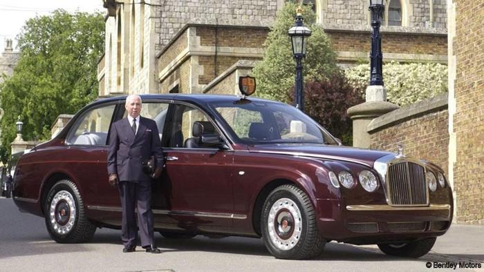 Bentley State Ratu Elizabeth II