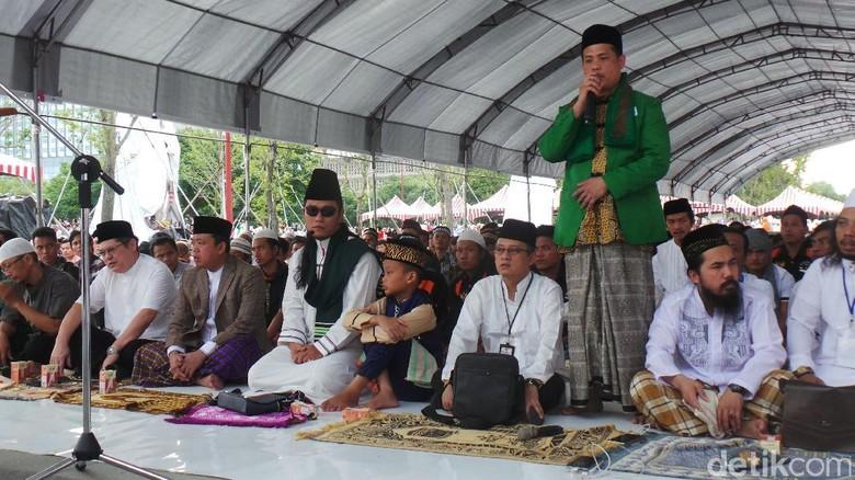 20 Ribu Umat Muslim Taipei Gelar Salat Id