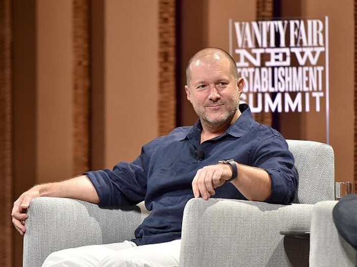 Jonathan Ive. Foto: Getty Images