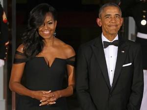 Perkenalkan, Ini Seniman yang Melukis Barack dan Michelle Obama