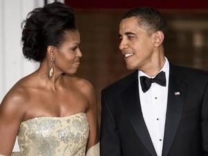 Ultah Pernikahan ke-25, Ini Pesan Romantis Michelle untuk Barack Obama