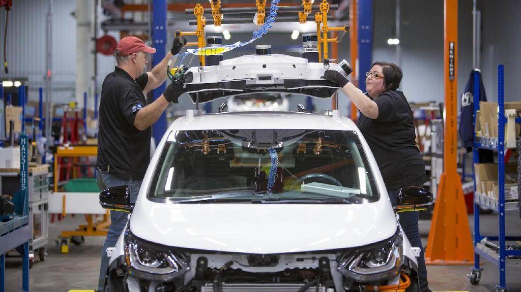 Gaji 69.000 Karyawan GM Dipotong 20%