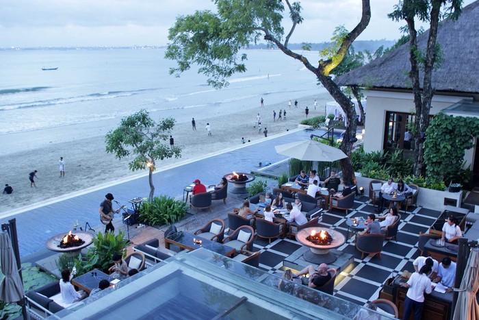 Suasana Restoran Sundara (Foto: detikFood)