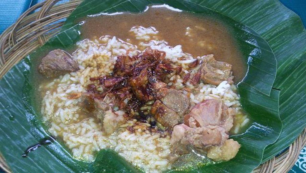 Sarapan Enak Nasi Gandul dan Bubur Ayam di Jakarta Barat