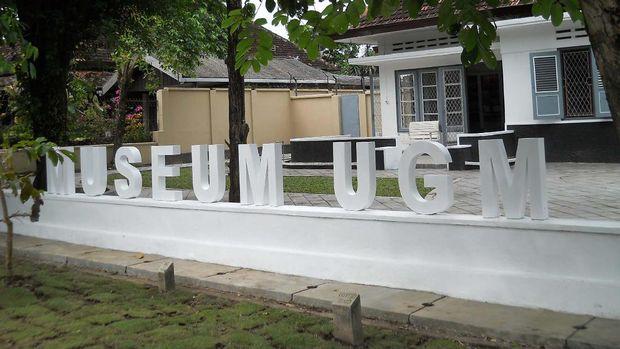 Rumah Obama di Yogyakarta.