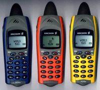 Jajaran Ponsel yang Serba Pertama