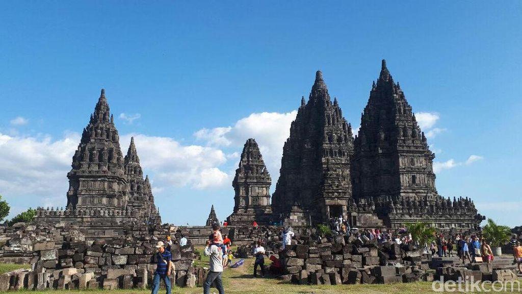 Mendikbud Tak Masalah Konser Dream Theater Tetap di Prambanan