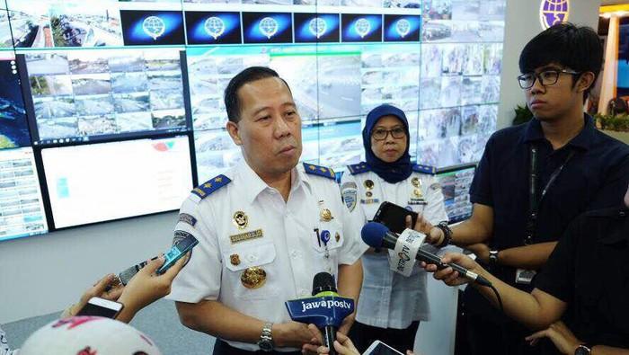 Foto: Sekjen Kemenhub Sugihardjo (Dok. Kementerian Perhubungan)