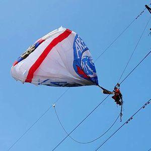 Jonan Sebut Banyak Balon Udara Tersangkut di Transmisi Listrik