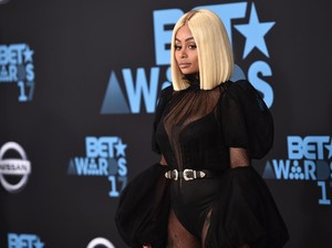 Video Seks Blac Chyna Lagi-lagi Bocor