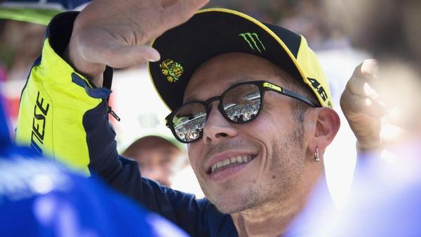 Rossi Belum Mau Bicarakan Target