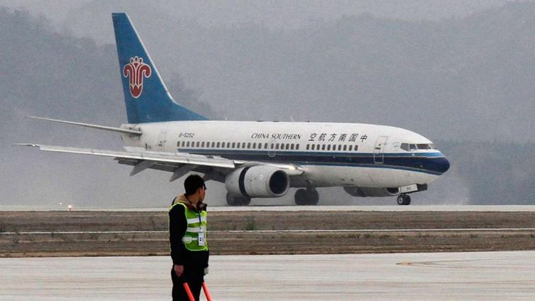 Pesawat China Southern Airlines