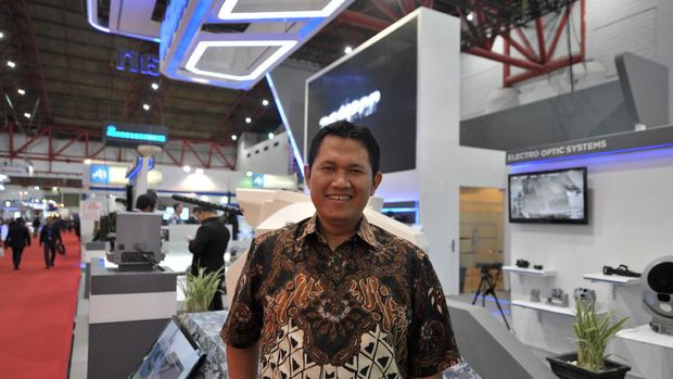 Pratama Persadha,  Chairman CISSReC (Communication and Information System Security Research Center).