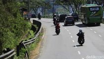 Pemprov Kebut Perbaikan 23 Ruas Jalur Mudik di Jabar