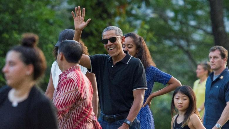 Makan Siang di Bumi Langit Bantul, Obama Habiskan Rp 4 Juta
