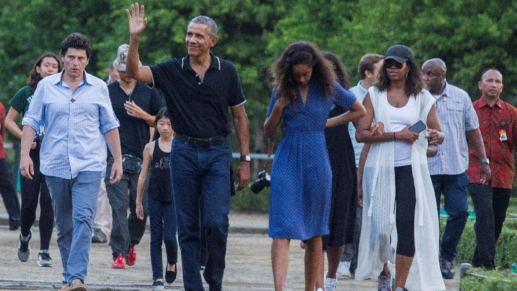 Wali Kota Bogor Ucapkan Wilujeng Sumping Obama