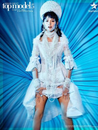 Maureen Wroblewitz. Foto: Dok. Asias Next Top Model